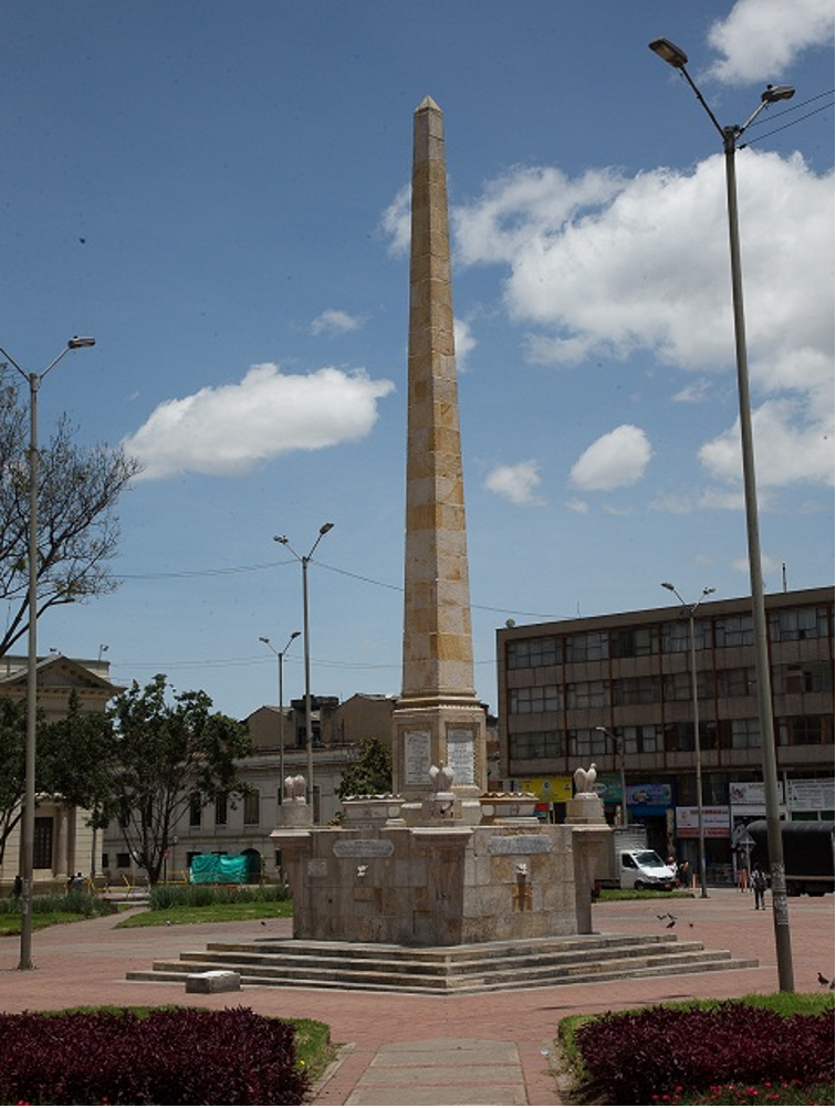 Obelisco de Los Mártires